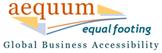 logo for Aequum