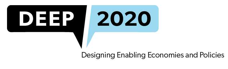 DEEP 2020: Designing Enabling Economies and Policies